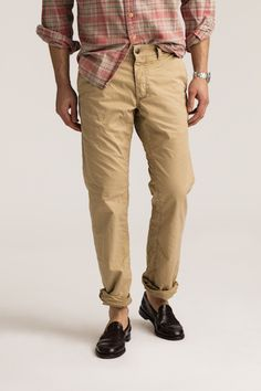 Legend Straight Pant - Ghurka