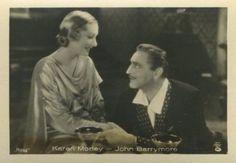 John Barrymore Aresene Lupin 1932
