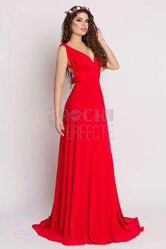Bridesmaids, One Shoulder, Gowns, Formal Dresses, Wedding, Fashion, Vestidos, Dresses For Formal, Valentines Day Weddings
