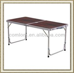 Outdoor Picnic Time Atlanta Hawks Portable Folding Picnic Table Red - Picnic table atlanta