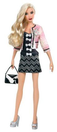 Barbie Stardoll by Barbie Doll Space - Blond Doll by Mattel. $9.95. Comes with enclosed gift card to get a Superstar membership online. Barbie has teamed up with Stardoll to bring you the newest line of trendy fashion dolls. Girls will love mixing and matching trendy fashions and accessories. Stardoll is the largest online fashion and dress-up game community for girls. Experience all the online fun of Stardoll in the real world. From the Manufacturer                Bar...