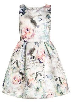 Next FLORAL PROM - Cocktailkleid / festliches Kleid - pink - Zalando.de