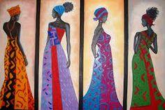 Imagem relacionada African Fabric, African Women, Applique Designs, Black Art, Decoupage, Images, Quilts, Drawings, Painting