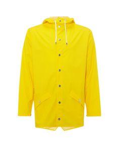 Rains Gele regenjas
