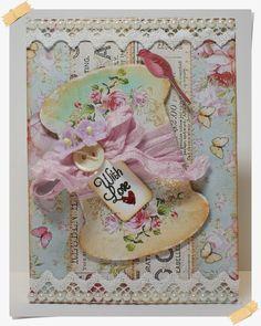 From Samra Leshinski in Las Vegas, NV, United States The Shabby Tea Room: Week #211 - 'Bits and Bobbles'