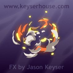 jkFX Explosion 06 by JasonKeyser
