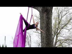 1:30; 2.30; 3:00 ▶ Aerial Silks After 6 Months of Classes - YouTube