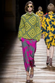 Brian Edward Millett - Dries van Noten fall 2014