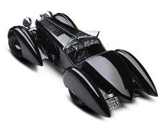 Ralph Lauren's Incredible Car Collection - My Modern Metropolis  Mercedes-Benz SSK Comte Trossi, 1930