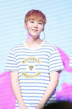 Seungkwan's lost a bit of weight  whattapend to his cheeks??