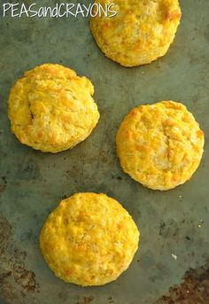 Coppycat Red Lobster Cheddar Bay Biscuits
