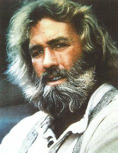 Dan Haggerty - Born: November 1942 in Los Angeles, California, USA Died: January 2016 (age in Burbank, California, USA Grizzly Adams, Bergen, Michelle Phillips, Men Are Men, Mountain Man, Old Tv, Before Us, American Actors, Picture Photo