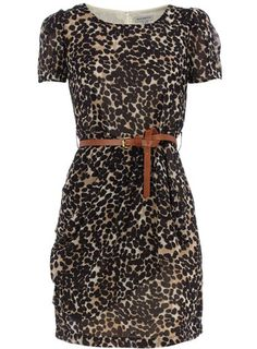 I dont usually care for animal print, but i'm loving this!