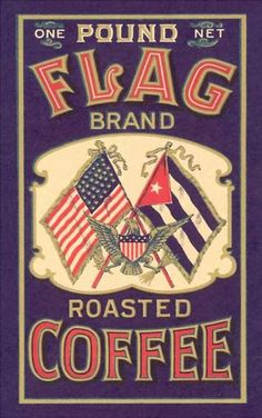 Vintage Drinks Advertisements Page 30 Of Miscellaneous Years Coffee Tin, I Love Coffee, Vintage Coffee, Coffee Drinks, Coffee Shop, Vintage Labels, Vintage Ads, Vintage Posters, Vintage Flag