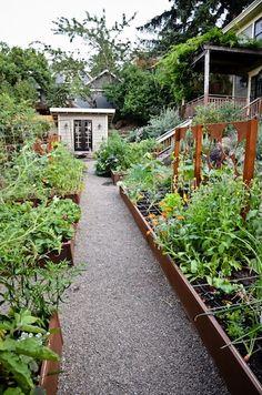 Beautiful Garden layout!