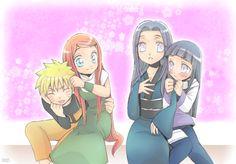Hinata And Naruto the first time