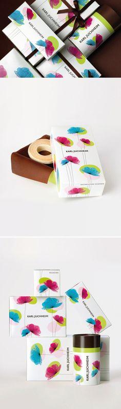 "Beautiful Karl Juchheim ""happiness"" #packaging PD"