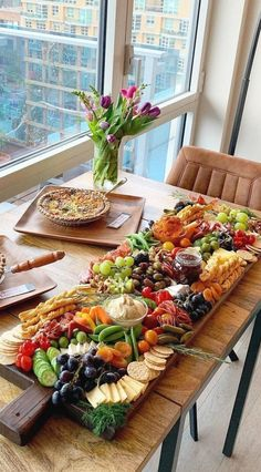 Gourmet food stylist Charc Bites styles a gorgeous charcuterie board using Frontgate's European Charcuterie Board. Wedding Koozies, Wedding Car, Wedding Ideas, Wedding Summer, Wedding Night, Wedding Rings, Gourmet Recipes, Appetizer Recipes, Party Recipes