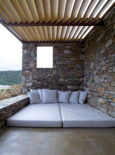 Residencia de Vacaciones en Lia / MOLD Architects Vacation Residence at Lia / MOLD Architects – Plataforma Arquitectura