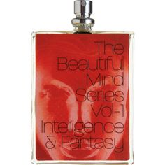 Intelligence & Fantasy by Escentric Molecules for Women EDT - Tester Perfume Packaging, Best Perfume, Vintage Bottles, Designer Clothes For Men, Beautiful Mind, Flask, Perfume Bottles, At Least, Mindfulness