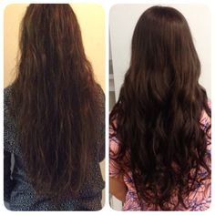 #colour #curls