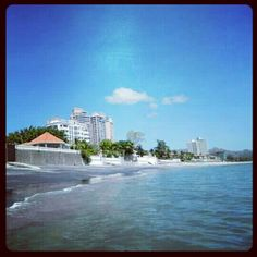 Coronado beach Panama. my pic