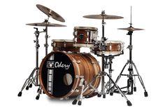 Odery Drums - Teak Wood