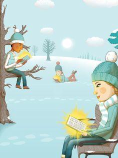 5 books to enjoy this winter