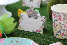 Talking Tables Truly Bunny Party Range