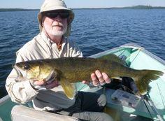 Fall Walleye Fishing
