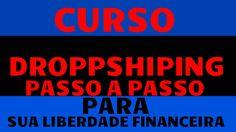 CURSO DE Dropshipping   Passo a Passo
