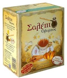 salep salepi original natural greek product 12 ready mix portions