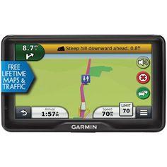 Garmin Dezl 760LMT 7-Inch Bluetooth GPS Maps, Traffic $274 - http://www.gadgetar.com/garmin-dezl-760lmt-7-inch-bluetooth-gps-maps-traffic/