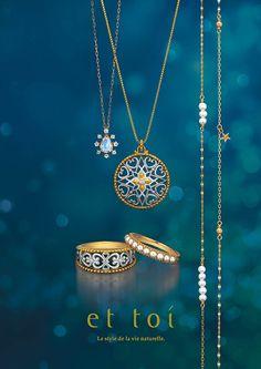 エトワからクリスマスに向けたジュエリーコレクションが登場 | ニュース - ファッションプレス