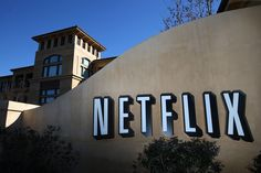 Netflix sign - Provided by National Journal