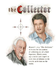 Charmed Series Book of Shadows: The Collector » Metaphysic Study