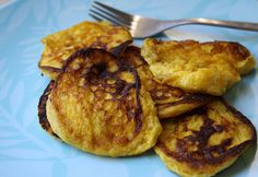 Intro - Stage 3 - Squash Pancakes #GAPS
