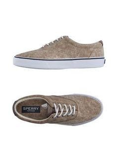 gevonden Sperry top-sider 11140443ML Sneakers (beige)