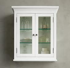 Superieur White Bathroom Curio Cabinet Bathblog.com: Great! For Special Items And  Small Places