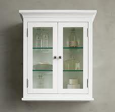 White Bathroom Curio Cabinet Bathblog Com Great For Special Items And Small Places
