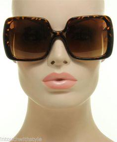 eaf1feacea559 Gradient Plastic Frame Square Unbranded Sunglasses for Women