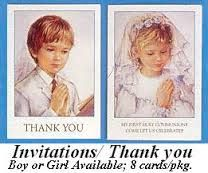 first holy communion cards - Google Search