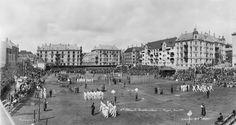10de. nationale landsturnstevne i Bergen, juni 1922 Fra marcus.uib.no