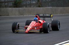 1990 GP Brazylii (Gary Brabham) Life F190 - Rocchi)