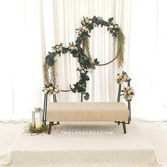 For Booking , Minimalist & Simple Pelamin Wedding Backdrop Design, Wedding Reception Backdrop, Simple Wedding Decorations, Engagement Decorations, Wedding Mandap, Backdrop Decorations, Simple Weddings, Backdrops, Backdrop Event