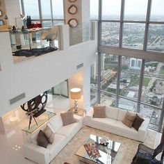 Dream Penthouse  Double tap if you would live here  Follow @pun_intended_news | #punintendednews #luxuryhomes