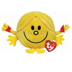 Little Miss Sunshine Beanie Plush Toy