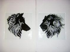 origami lion tattoo - Google-søk