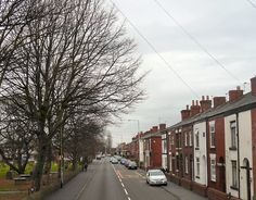 Stockport Road East (C) Gerald England Church Of England, Deck, Street View, Front Porches, Decks, Decor