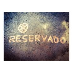 Reservado - Reserved  #cartel #sign #placard #signboard #reservado #reserved #abstract #abstracters_anonymous #instagood #creative #artsy #photooftheday #stayabstract #instaabstract #imarchi #mobilephotography #fotografomovil #fotografomadrid #instagramspain Originally posted in Instagram http://ift.tt/2sDiev1 on June 22 2017 at 07:53AM Reservado - Reserved cartel sign placard signboard reservado reserved abstract abstracters imarchi imarchi.com photographer fotografo Madrid Spain…